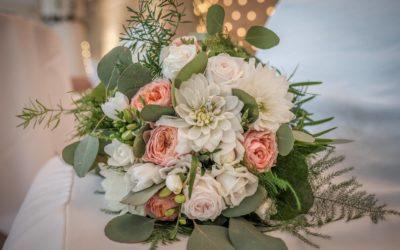 La décoration florale de votre salle de mariage