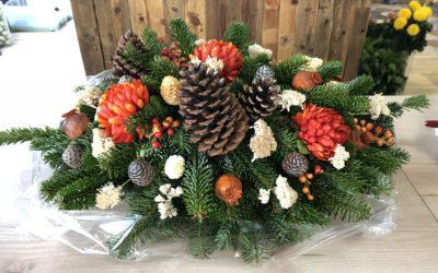 Quelle décoration florale pour Noël ?